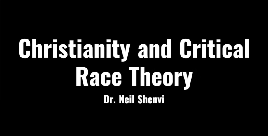 Christianity and Critical Race Theory